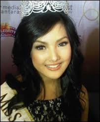Who was elected most beautiful woman on Indonesia in 2011 ?