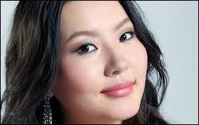 Who was elected most beautiful woman in Mongolia in 2013 ?
