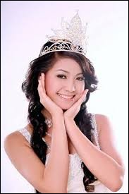 Who was elected most beautiful woman in Vietnam in 2008 ?