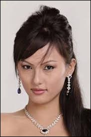 Who was elected most beautiful woman in Nepal 2009 ?
