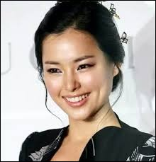 Who was elected as the most beautiful woman on South Korea in 2006 ?