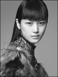 Who was elected as the most beautiful woman on Japan in 2012 ?