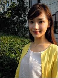 Who was elected as the most beautiful woman on Japan in 2010 ?