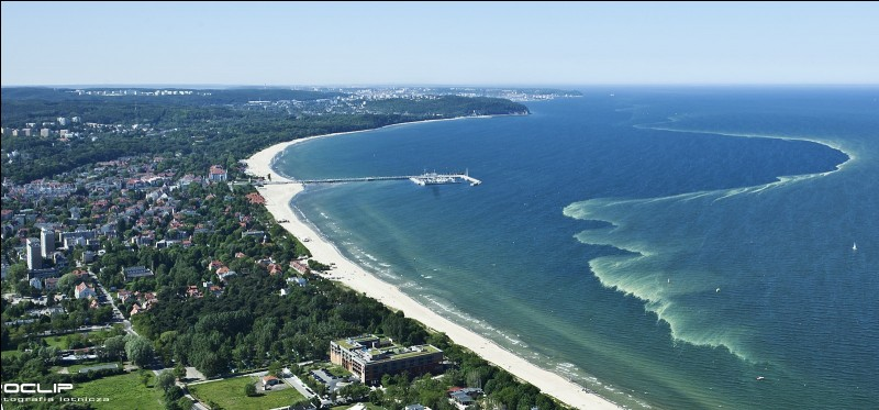 In which voivodship lies Gdynia?