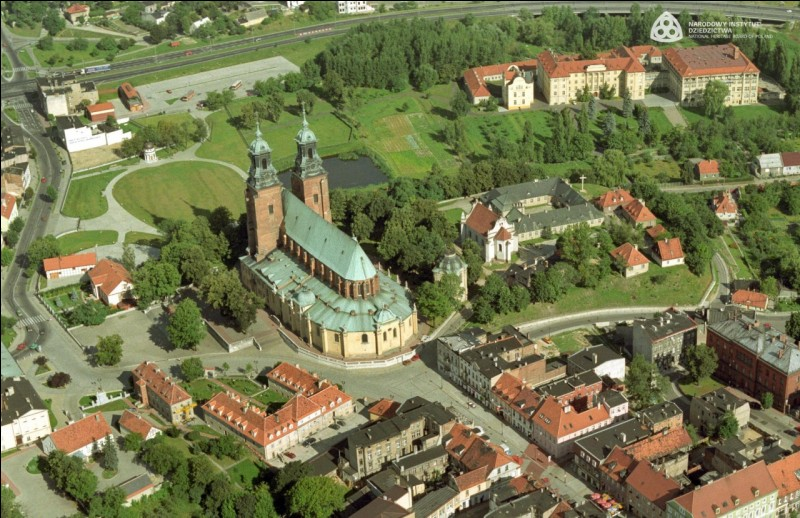 Which city was the first capital of Poland?