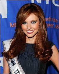 Who was elected most beautiful woman on California in 2011 ?