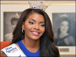 Who was elected most beautiful woman on Mississippi in 2014 ?