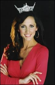 Who was elected most beautiful woman on Tennesse in 2007 ?