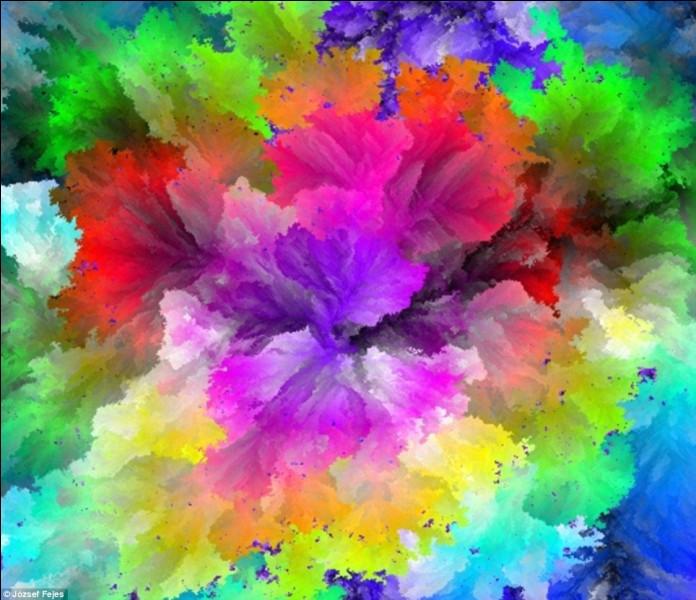 A colour :