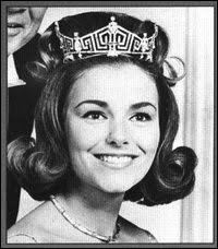 Who was elected most beautiful woman on Kansas in 1965 ?