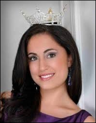 Who was elected most beautiful woman on Massachusetts in 2010 ?