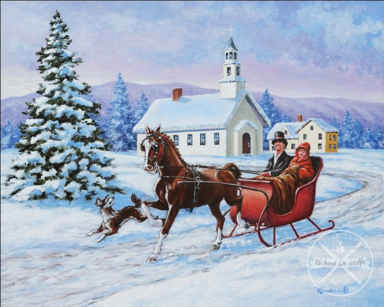 "In the carol Jingle Bells, ""dashing through the snow, on a one horse open sleigh, over fields we go laughing all the way"". What should be considered before carrying out this activity?"