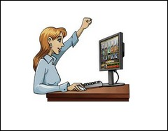 When was the first online casino opened?