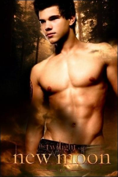 Who portrays Jacob Black?