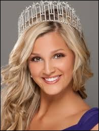 Who was elected most beautiful woman on Louisiana in 2011 ?