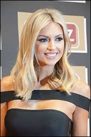 Who was elected most beautiful woman on Ireland in 2003 ?