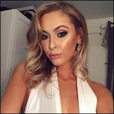 Who was elected most beautiful woman on Ireland in 2015 ?