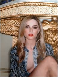 Who was elected most beautiful woman on Ireland in 2006 ?