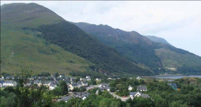 What does Ballachulish mean?
