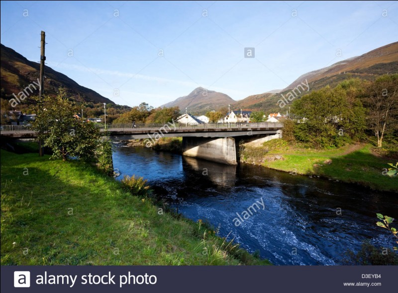 What does Kinlochleven mean?