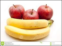 She ... some sausages, two pounds of apples, some bananas and a loaf of bread.