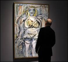"Who painted ""Woman III"" ?"