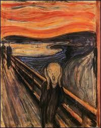 "Who painted ""The Scream"" ?"