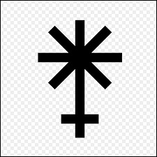 To which divinity does this symbol belong ?