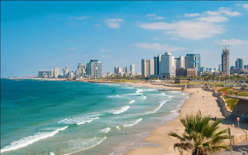 Tel Aviv is the most interesting city in Israel ———— it is so crowded.