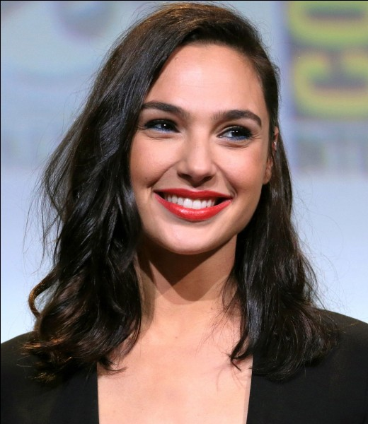 ———— Gal Gadot is the most talented actress.