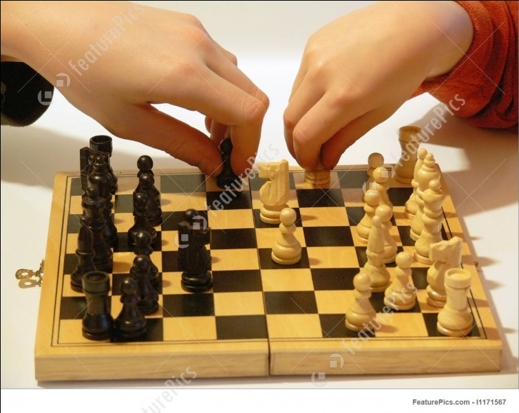 You should play the chess game for some good reasons. 
