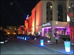 What is the name of this foreign hotel located in Algeria ?