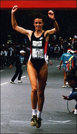 What is the name of this athlete who won the edition of 1992 ?