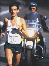 What is the name of this athlete who won the edition of 1984 ?