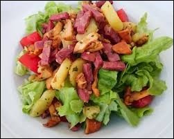 What is the name of this salad ?