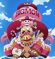 One Piece 'Big Mom Crew' 2/2