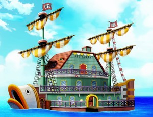 One Piece 'Baratie'