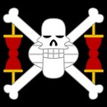 To which crew belongs this flag ?