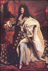 Who is this french king ?