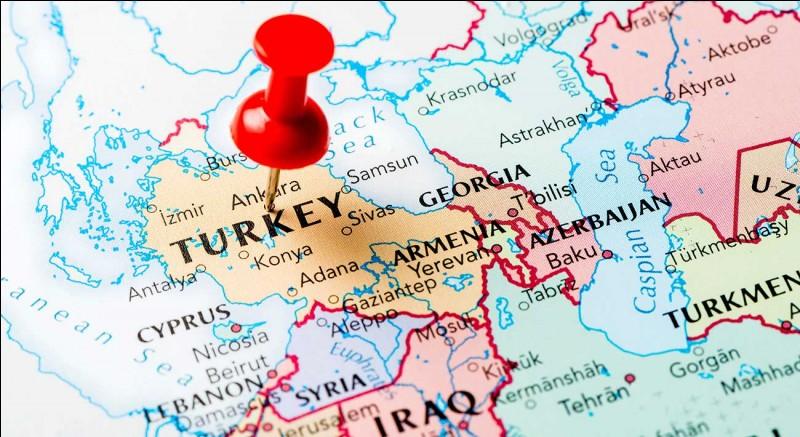 Where is Turkey?