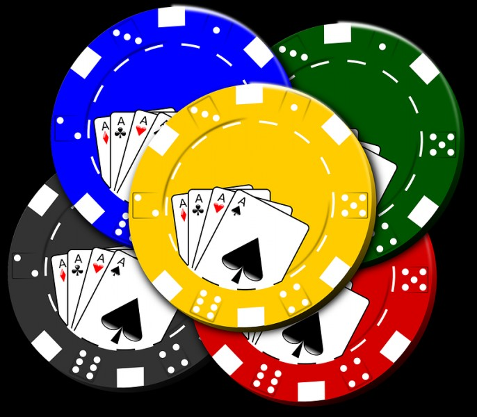 When was dealt the first real money online poker game?