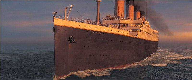 How many people survived the sinking of the Titanic?