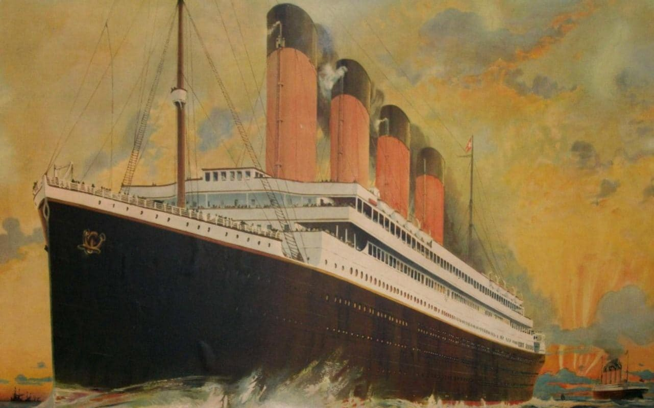 How much do you know about the Titanic?