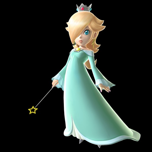 Who is this other princess?