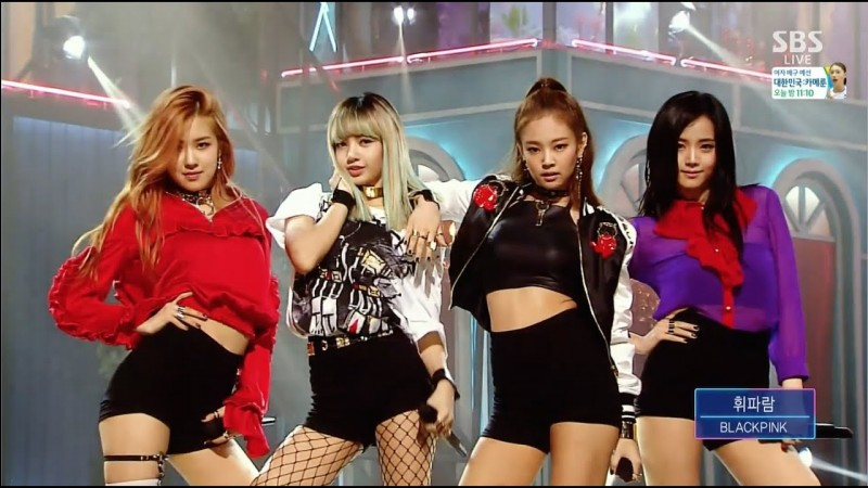 True or false? Blackpink is a multinational group from South Korea, Australia, Thailand and New Zealand.