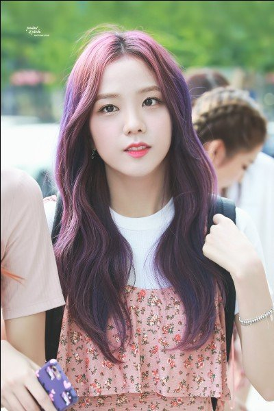 Who is this Blackpink member?