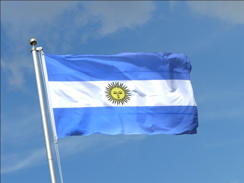 Which country does this flag belong to?