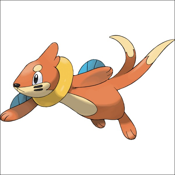 Does Buizel evolve?
