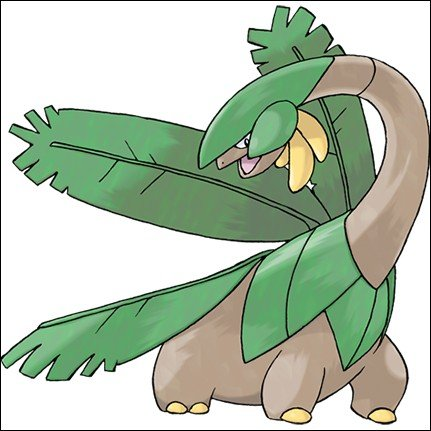 Does Tropius evolve?