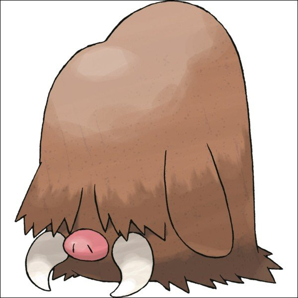 Does Piloswine evolve?